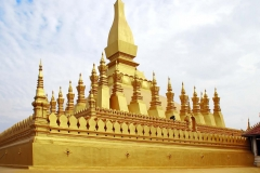 Temple de Pha That Luang-web